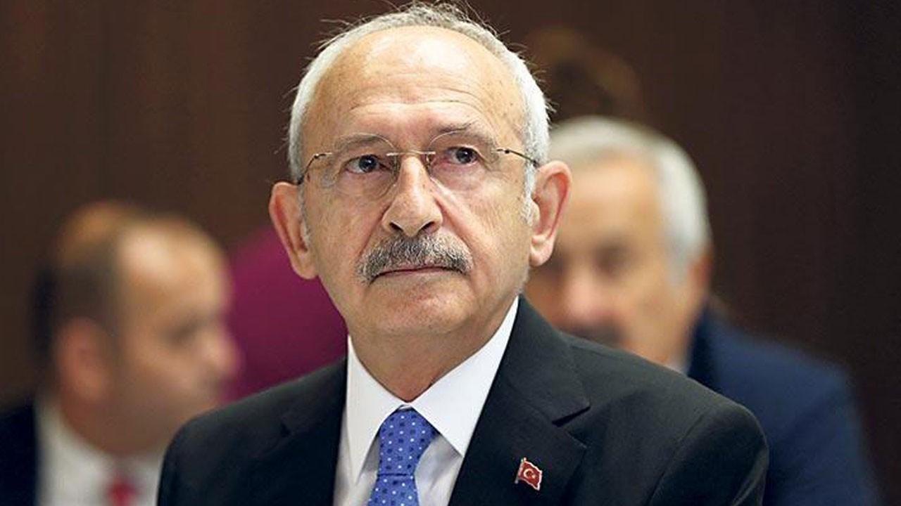 Kılıçdaroğlu'ndan 'infaz düzenlemesi' resti