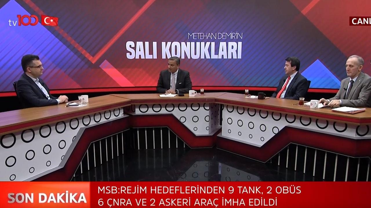 Metehan Demir'in Salı Konukları   03 Mart 2020