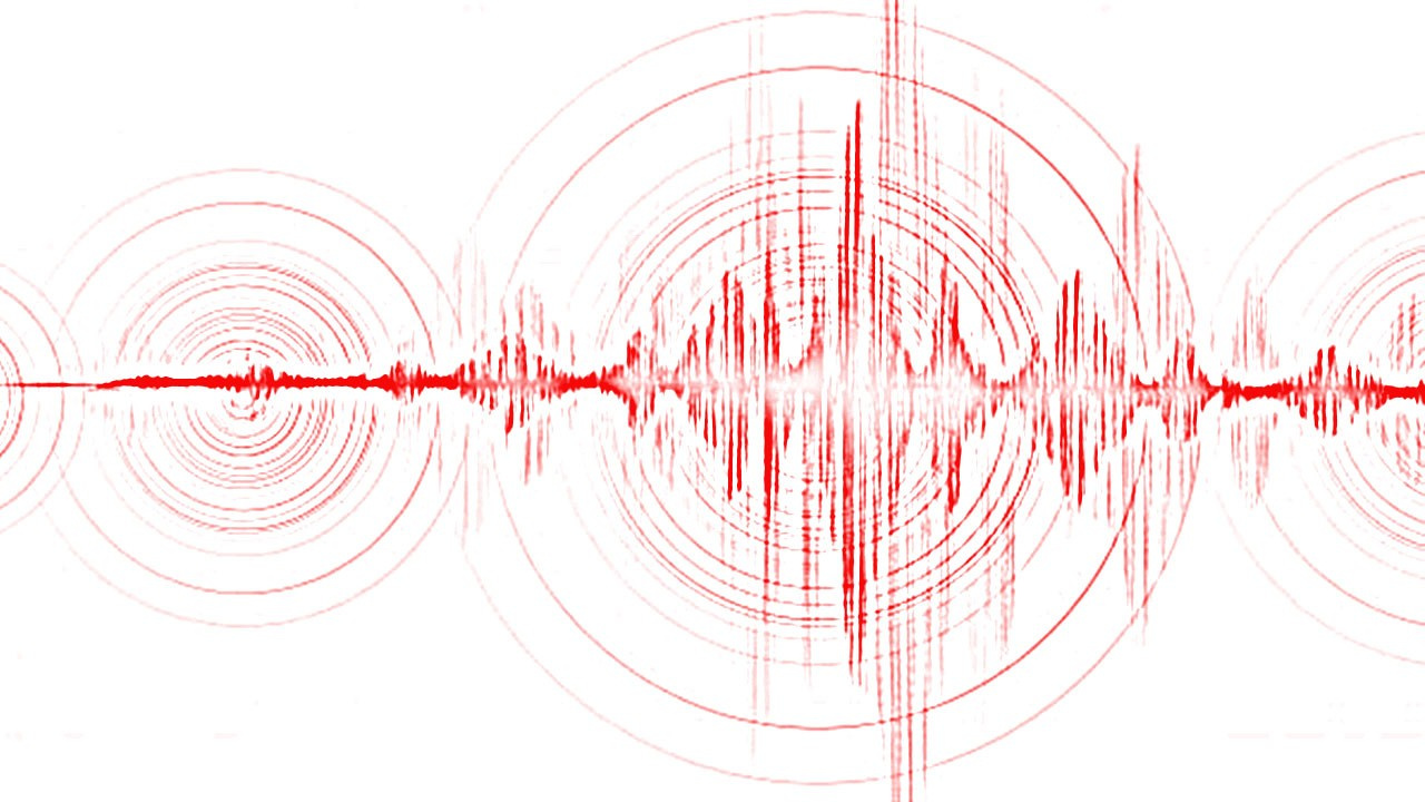 Türkiye'de bugün gerçekleşen depremler