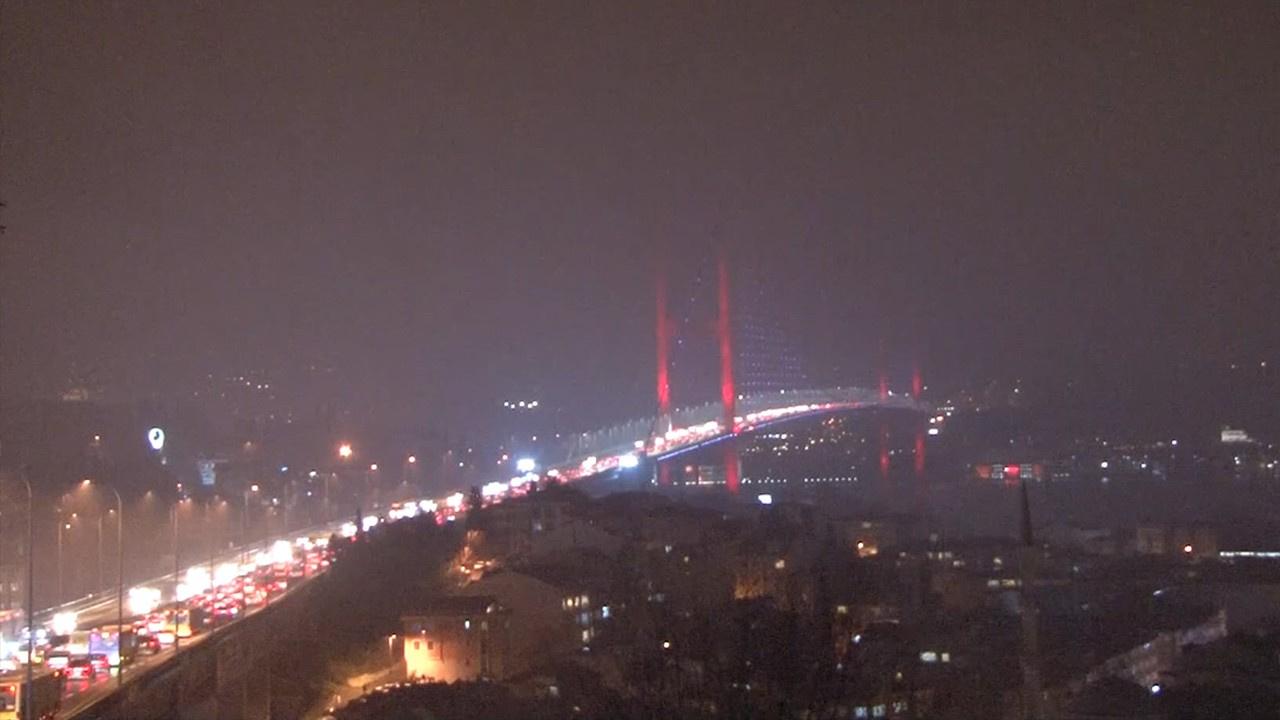 İstanbul Boğazı'nda faciaya kıl payı!