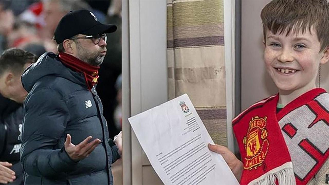 10 yaşında bir çocuk Liverpool'un kabusu oldu!
