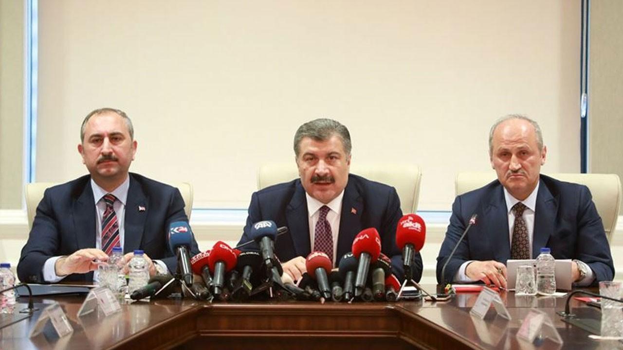 Türkiye'de korona virüs vakası 5'e yükseldi