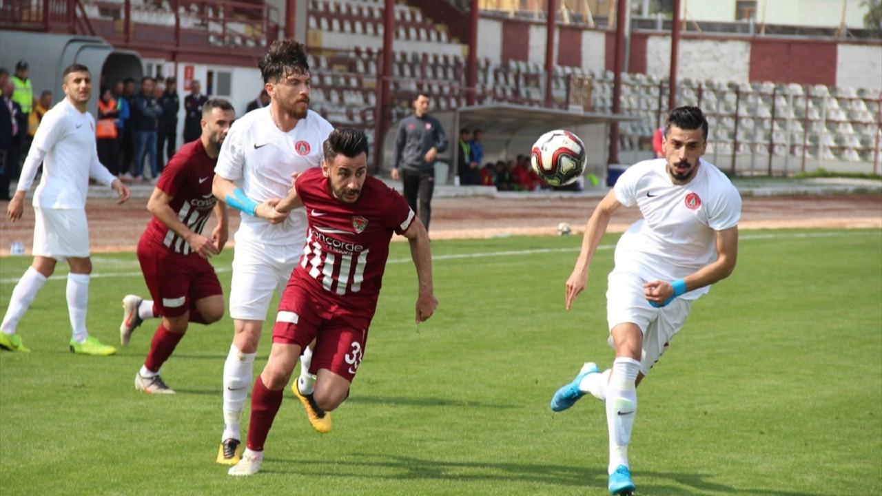 Hatayspor'dan Süper Lig'e doğru dev adım