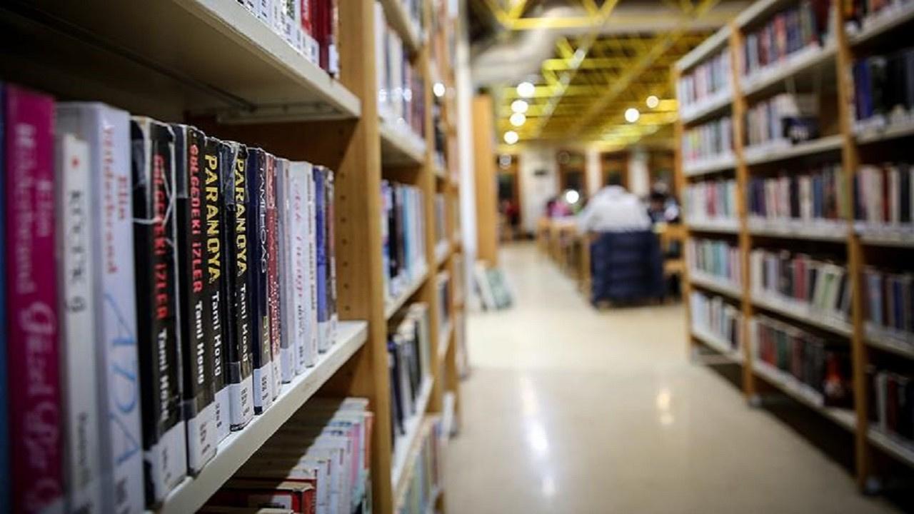 Tüm kütüphaneler kapatılıyor