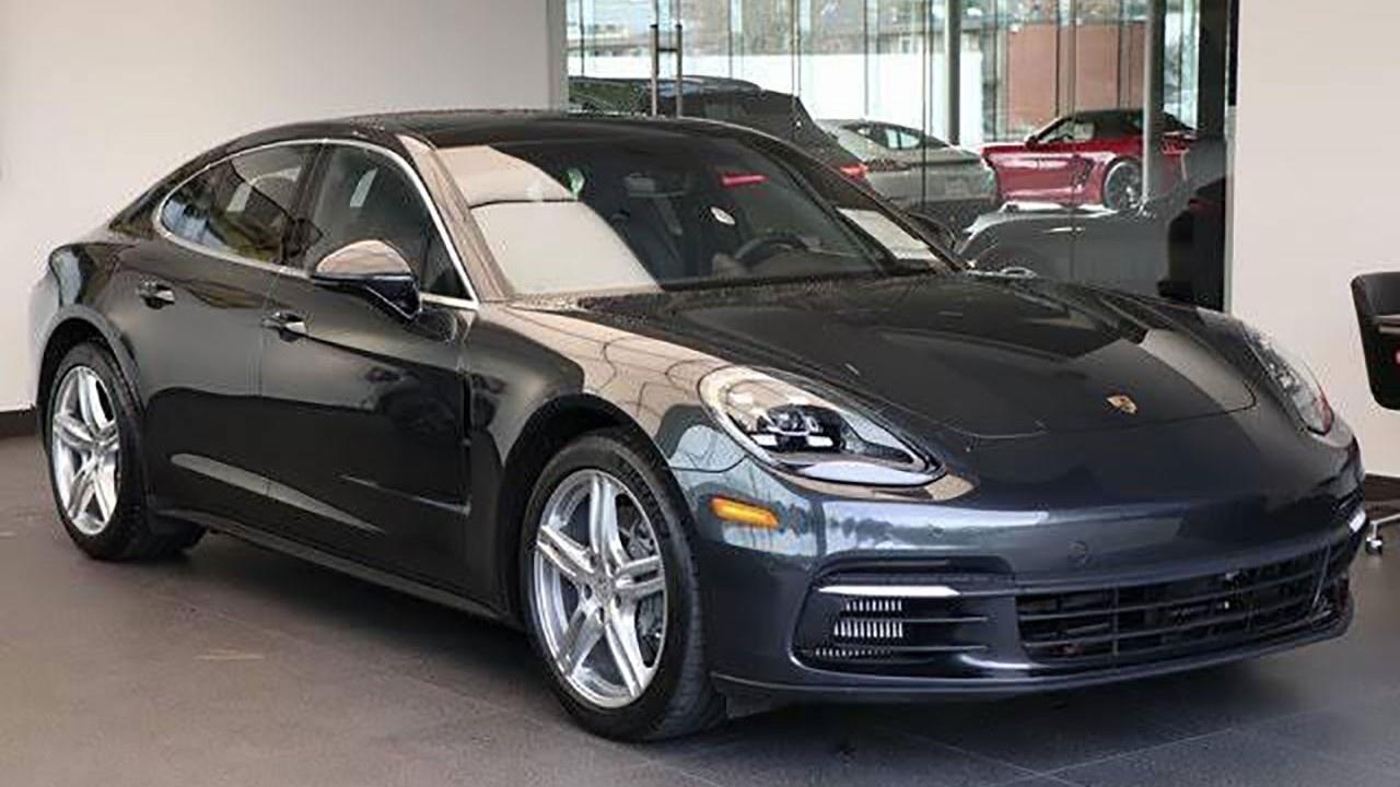 İcradan satılık Porsche
