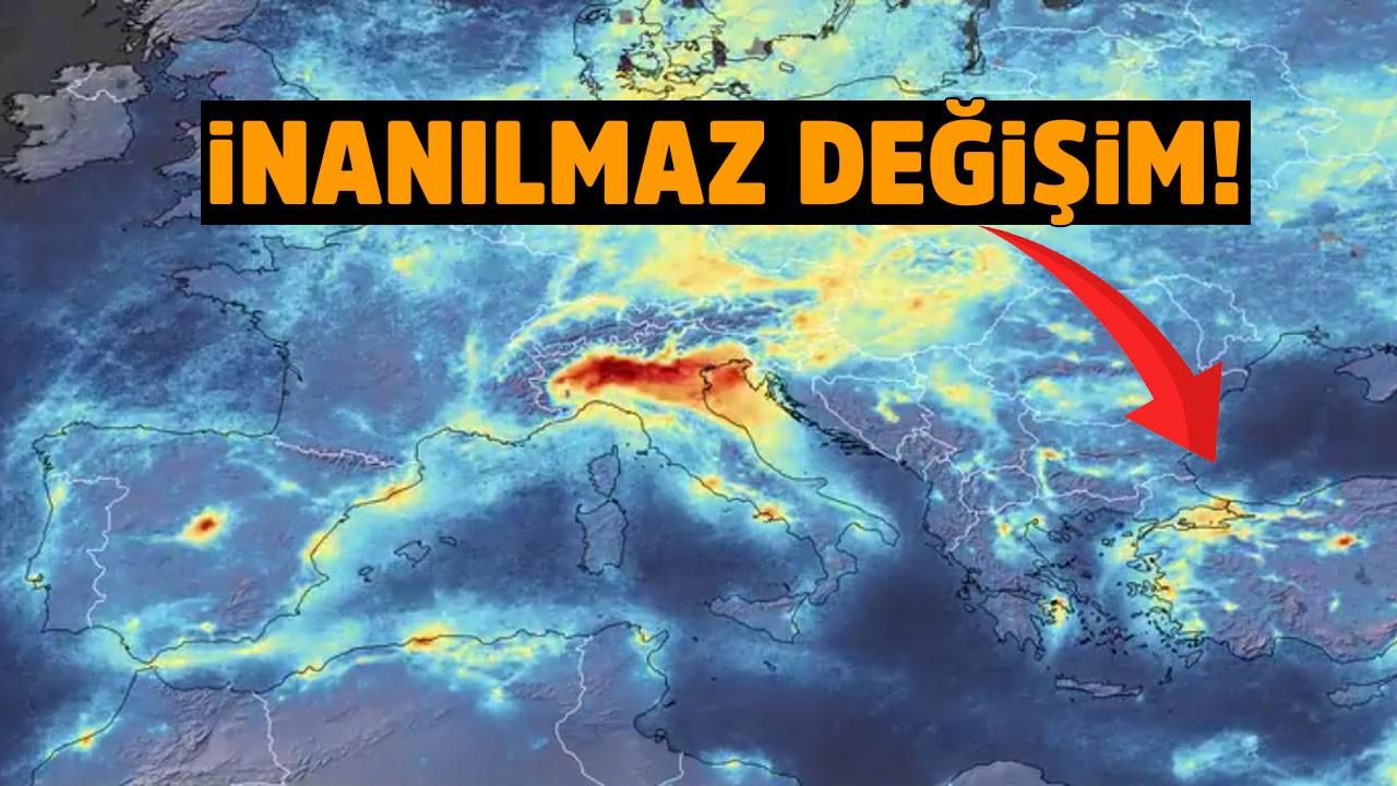 Türkiye'deki değişime dikkat
