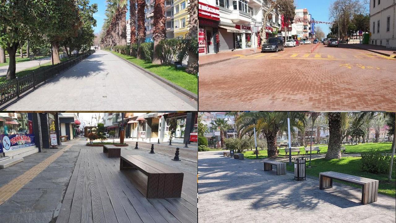 Türkiye'nin en yaşlı ilinde sokaklar bomboş!