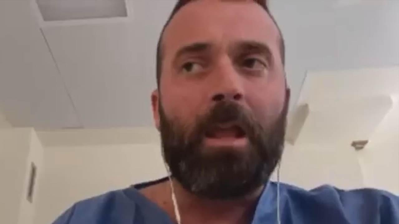İtalyan hasta: Suyun altında nefes alamamak gibi!