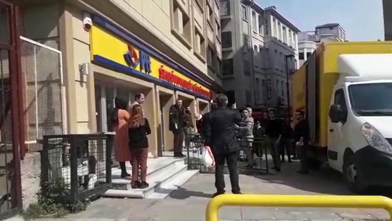 Yer: İstanbul.. Neye uğradıklarını şaşırdılar!