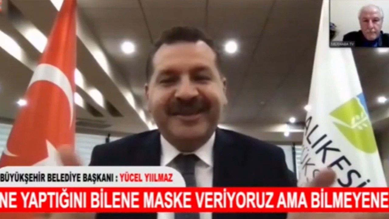 Balıkesir Belediye Başkanı'ndan skandal sözler!