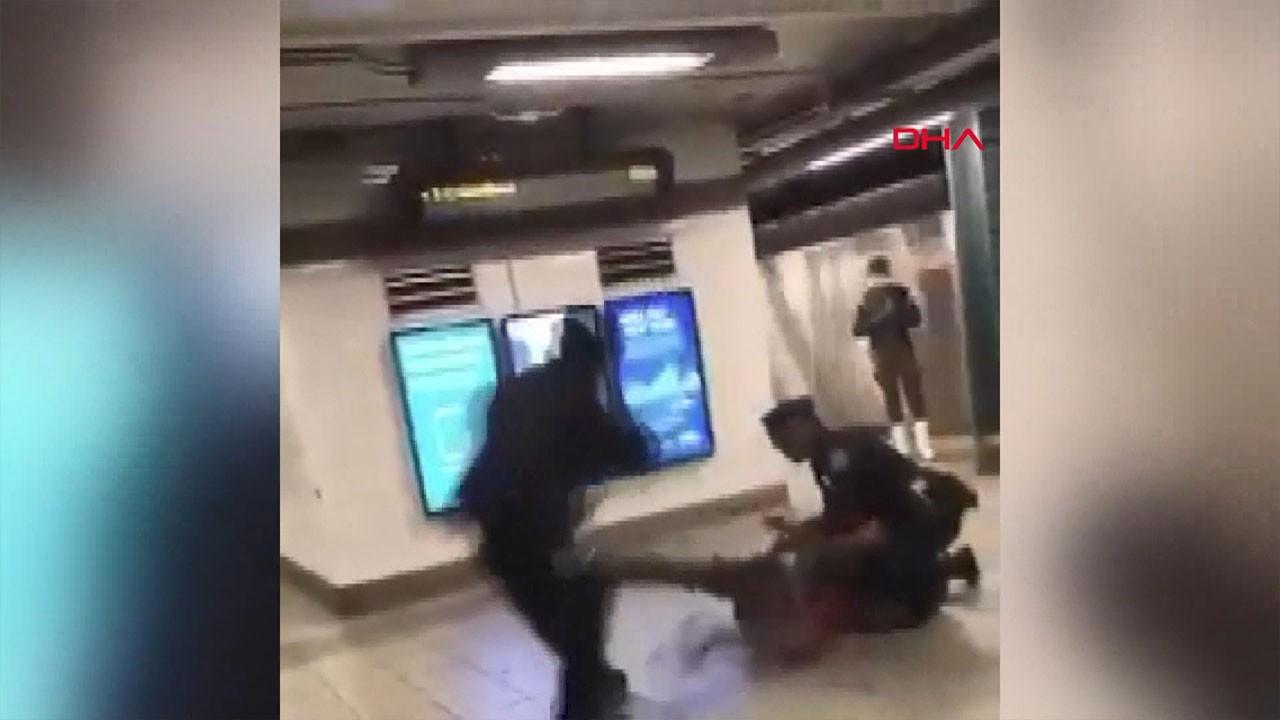 ABD'de, polise 'korona virüslü' saldırı