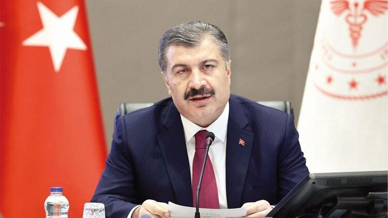 Sağlık Bakanı Koca'dan sürpriz açıklama