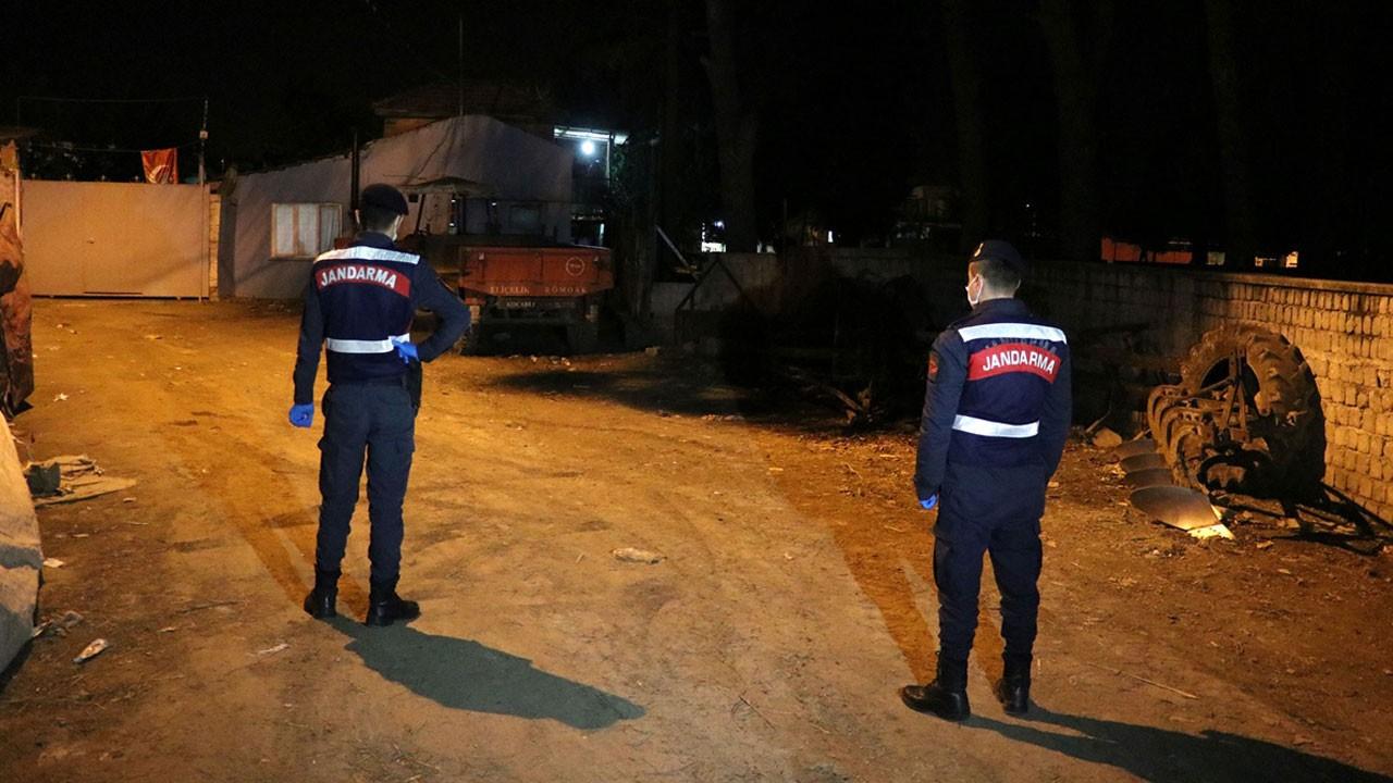 Aydın'da 22 ev karantinaya alındı!
