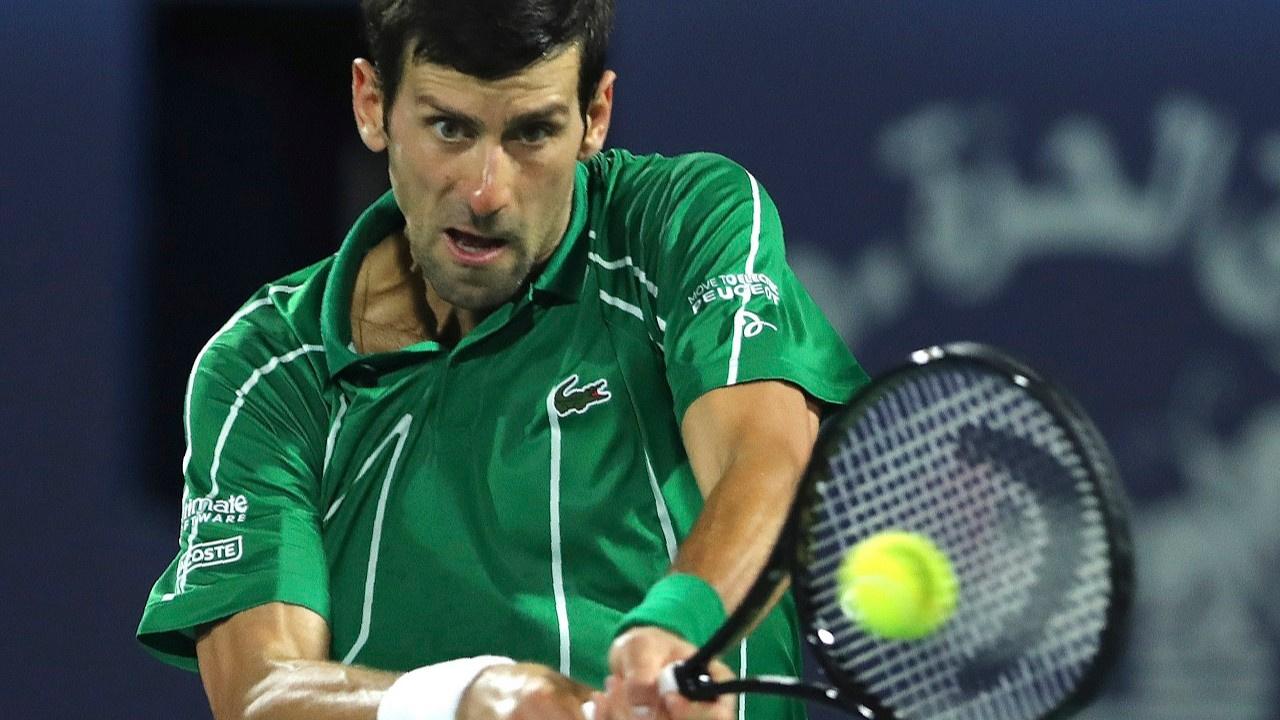 Aşıya karşı olan Novak Djokovic'in zor kararı