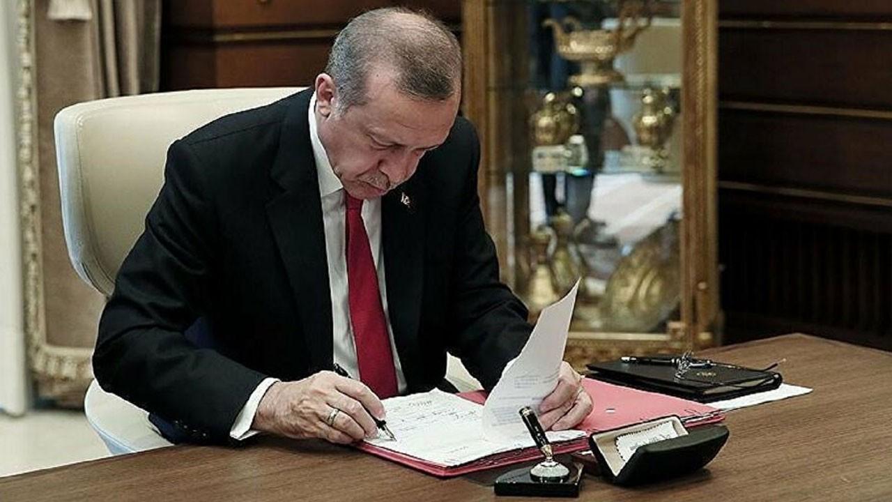 Erdoğan'dan yeni atama ve görevden almalar!