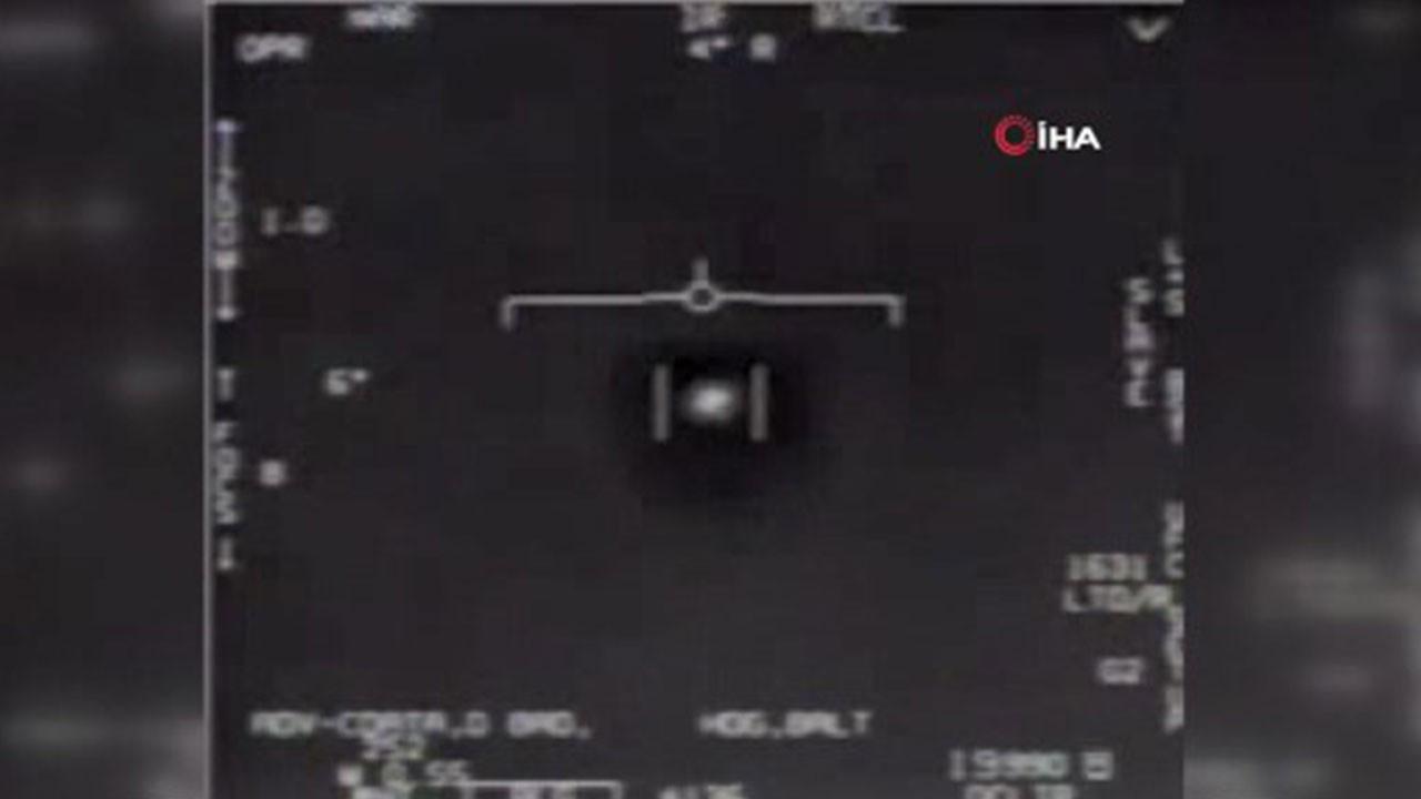 Pentagon durup dururken niye UFO yayınladı?