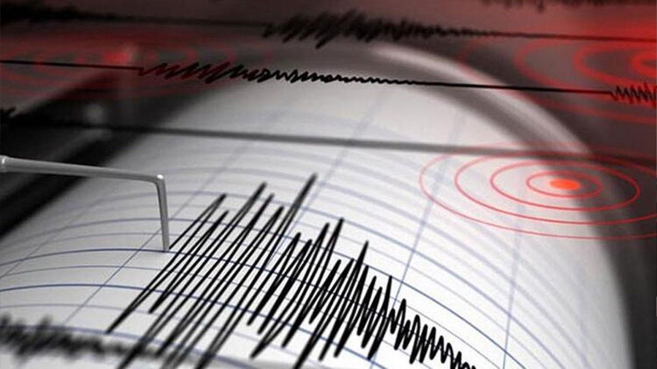 Sivas'ta gece yarısı korkutan deprem