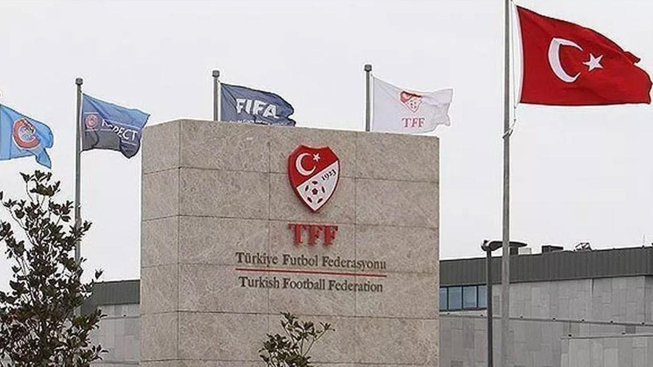 TFF duyurdu: Süreç uzatıldı