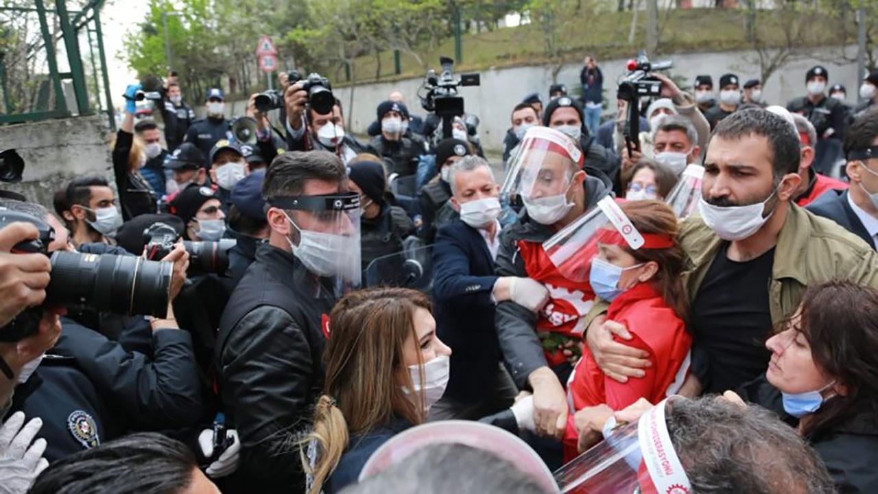 DİSK Başkanı Çerkezoğlu serbest bırakıldı