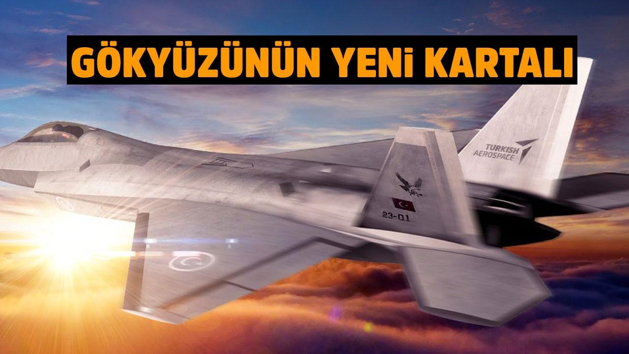 Milli savaş uçağında önemli gelişme