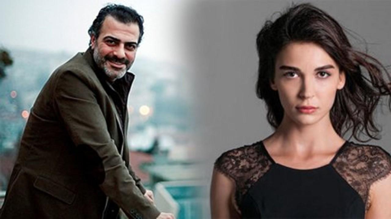 Sevcan Yaşar'dan  Halit Ergenç'e sert sözler