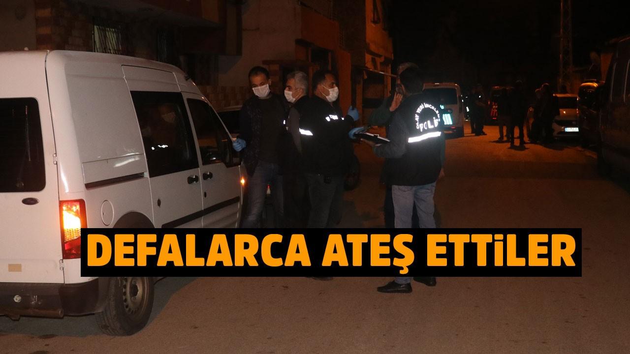 Adana'da kanlı saldırı