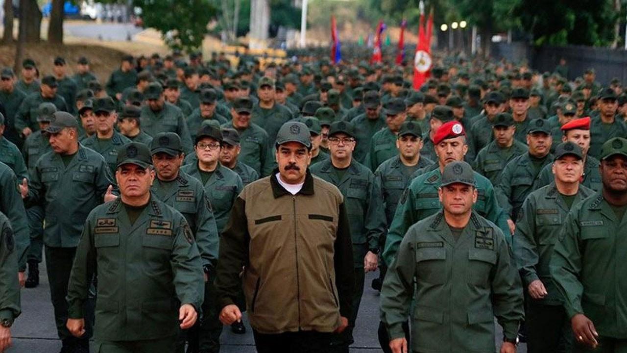 'Amacımız Maduro'yu öldürmekti sanırım'