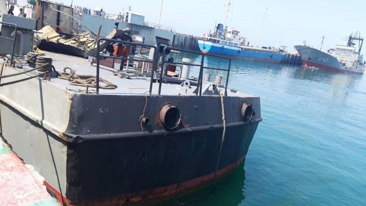 Savaş gemisi kazası: 19 ölü