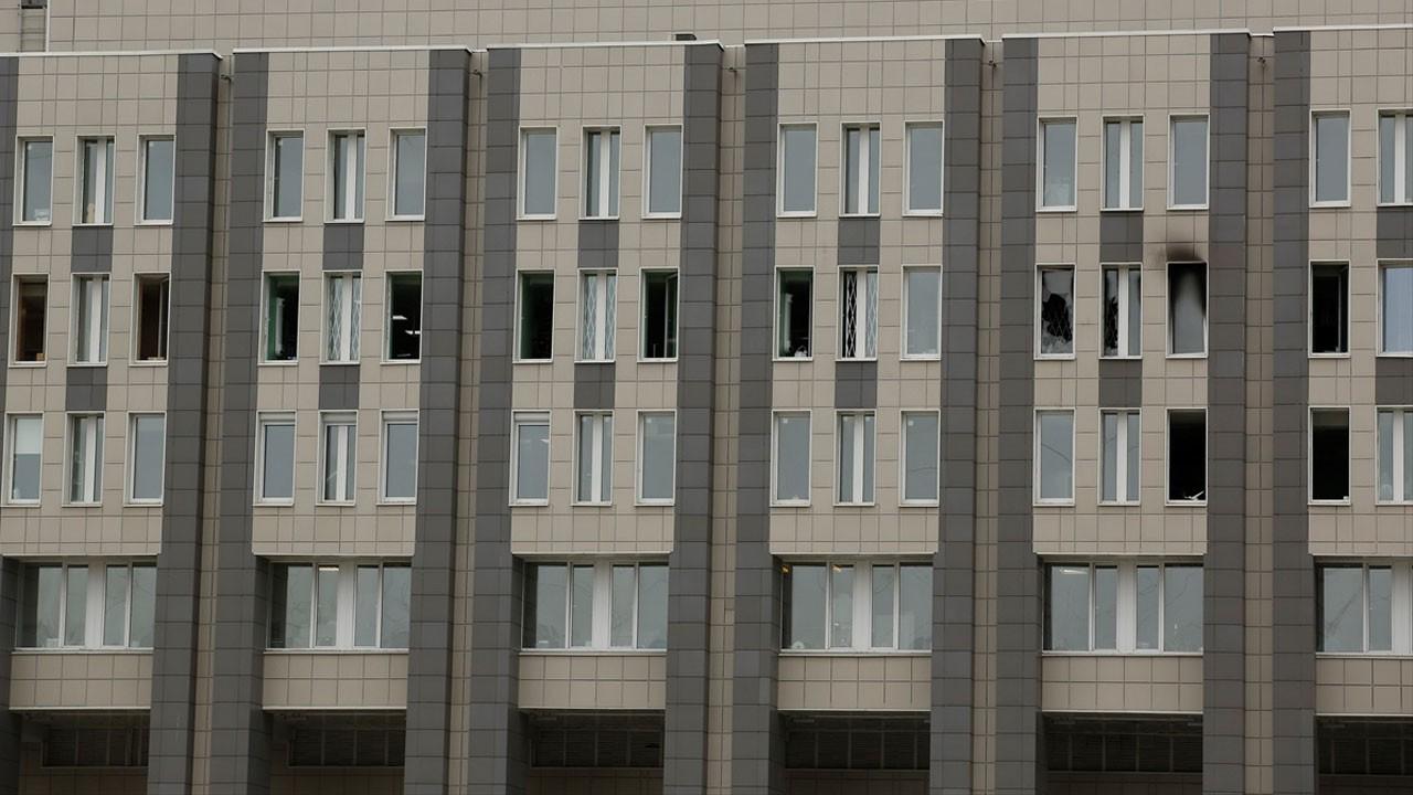 Yine Rusya, yine korona hastanesi faciası!