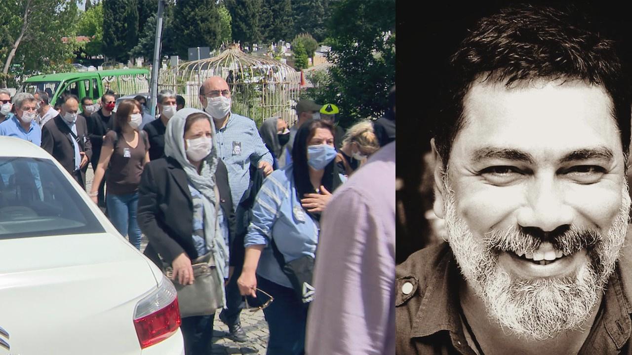 Zeki Alasya'nın 48 yaşındaki damadı vefat etti...