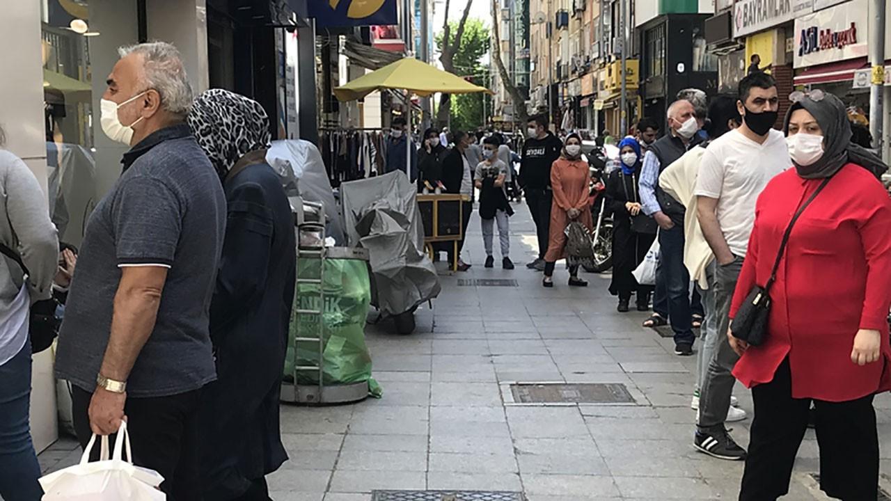 12 ilde maskesiz sokağa çıkmak yasaklandı!