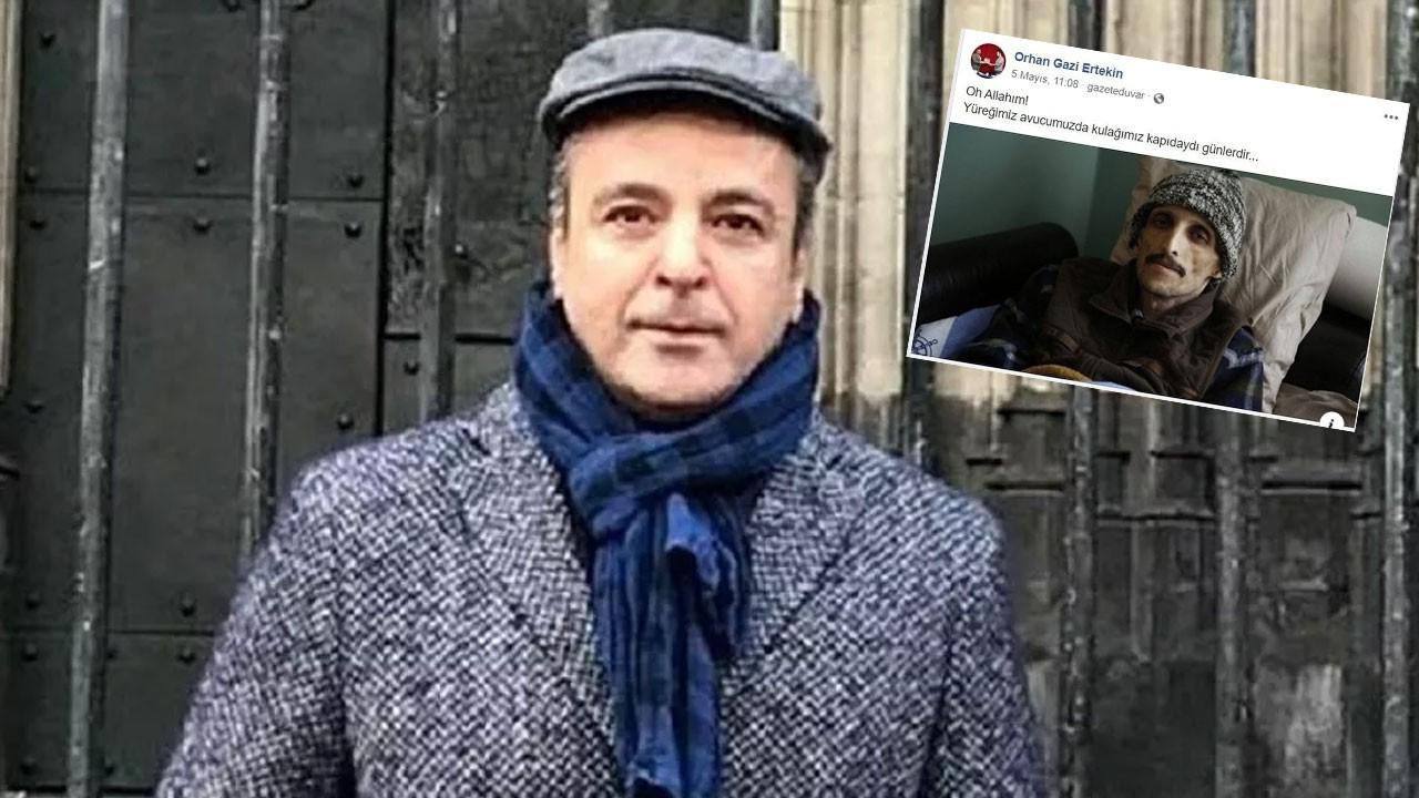 Hakim Orhan Gazi Ertekin'e Grup Yorum soruşturması