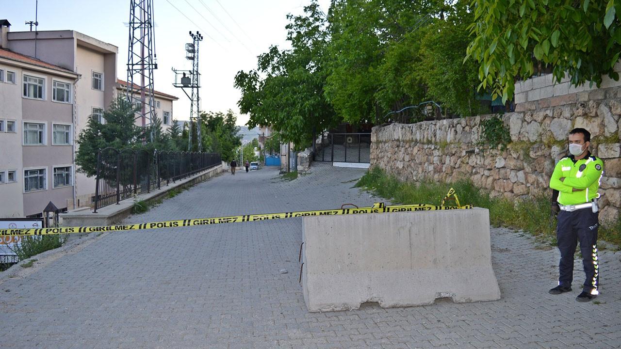 Kocaeli'de bir mahalle karantinaya alındı