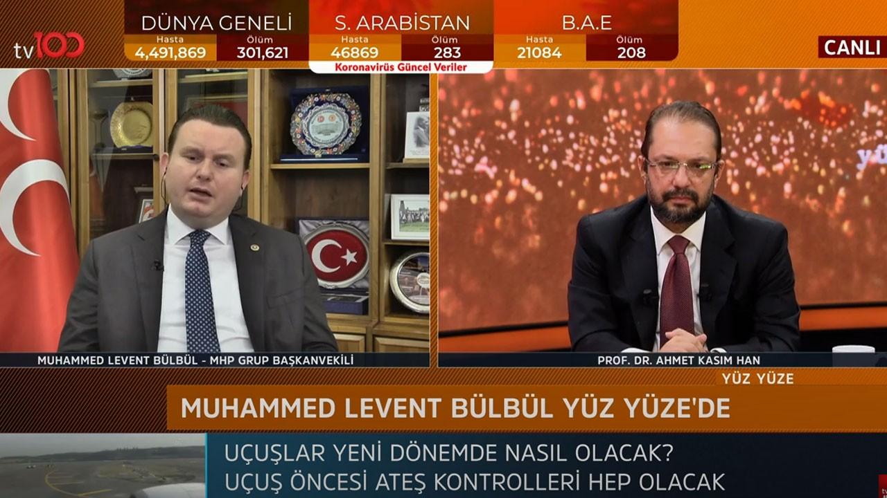 Ahmet Kasım Han ile Yüz Yüze   14 Mayıs 2020
