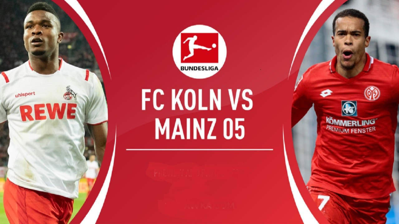 CANLI Köln - Mainz 05