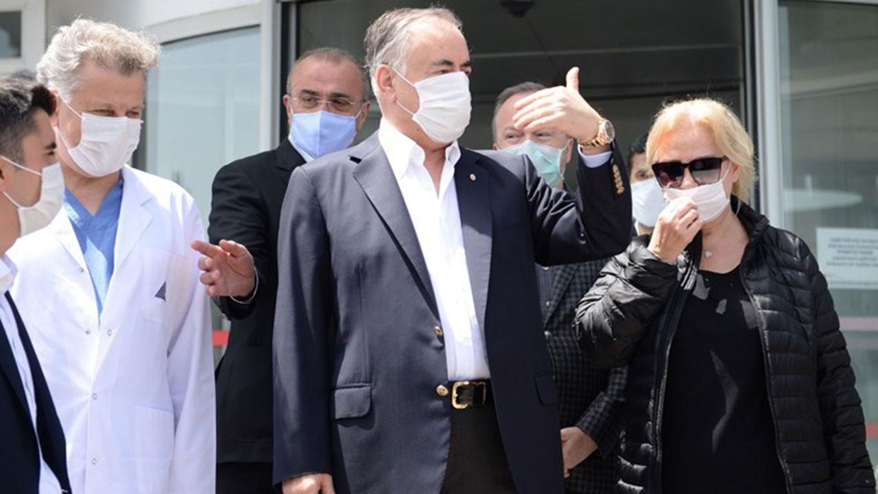 Mustafa Cengiz ameliyattan çıktı!