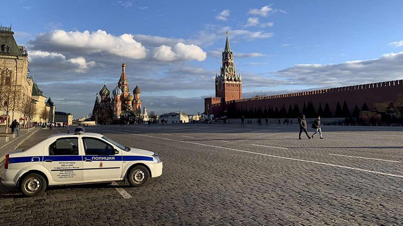 Moskova'da askeri helikopter faciası!
