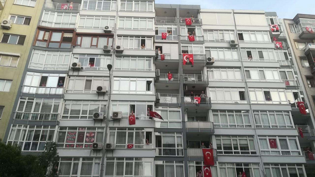 Tüm Türkiye İstiklal Marşı'nı böyle okudu