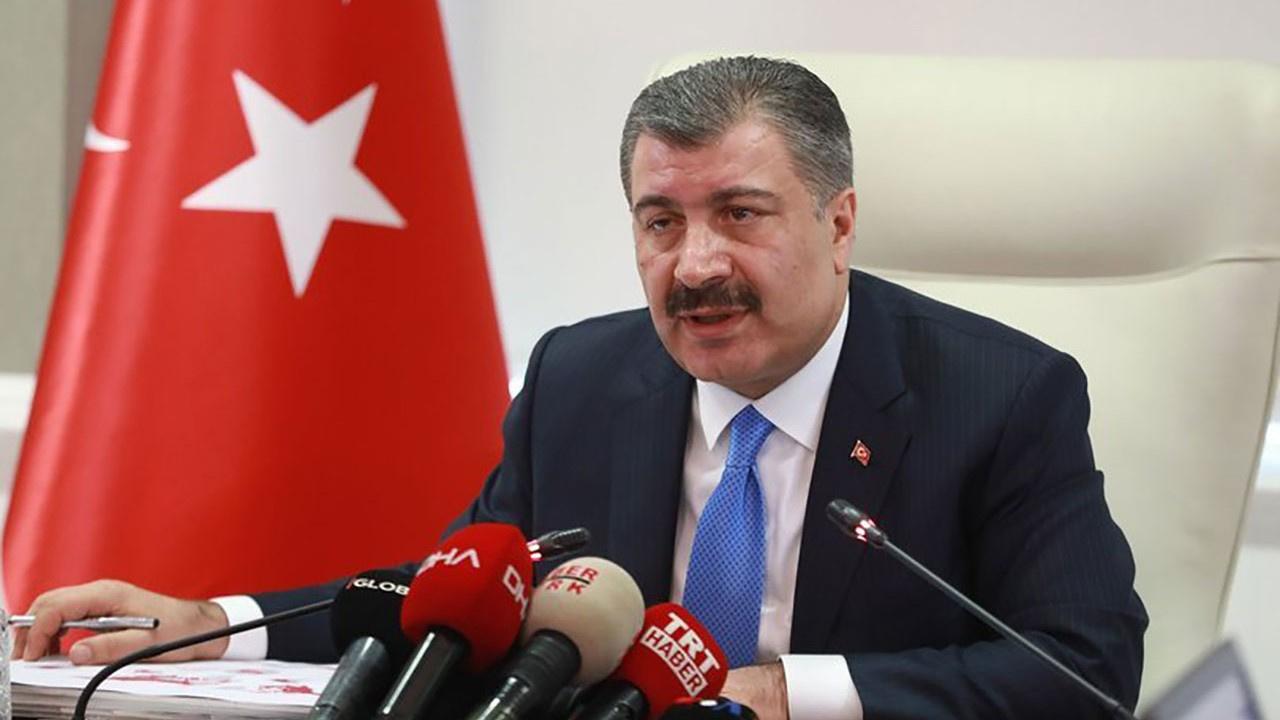 Sağlık Bakanı Koca'dan 65 yaş üstüne müjde