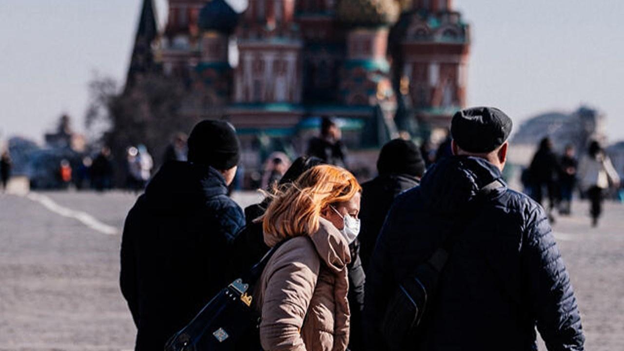 Rusya'da korona virüssalgınında rekor ölüm