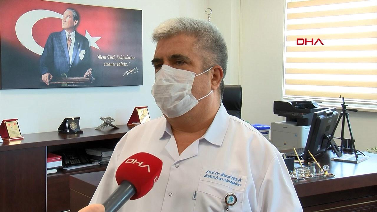 ''Sıcaklık artışı virüsün bulaşmasını azaltır''