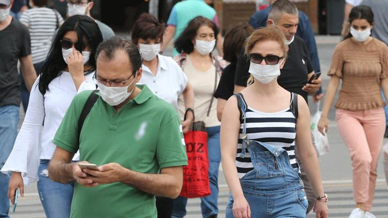 Bir kente daha maske takma zorunluluğu getirildi