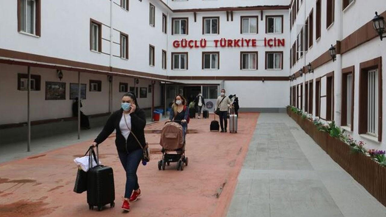 Bakan Kasapoğlu: Yurtlarda kimse kalmadı