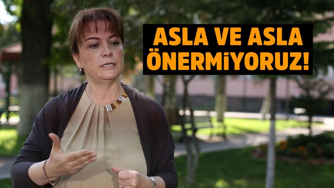 Bilim Kurulu Üyesi Prof. Dr. Özkan uyardı!
