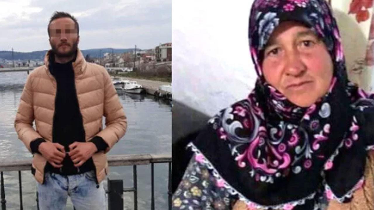 Edirne'de vahşet! Annesini öldürüp başını kopardı
