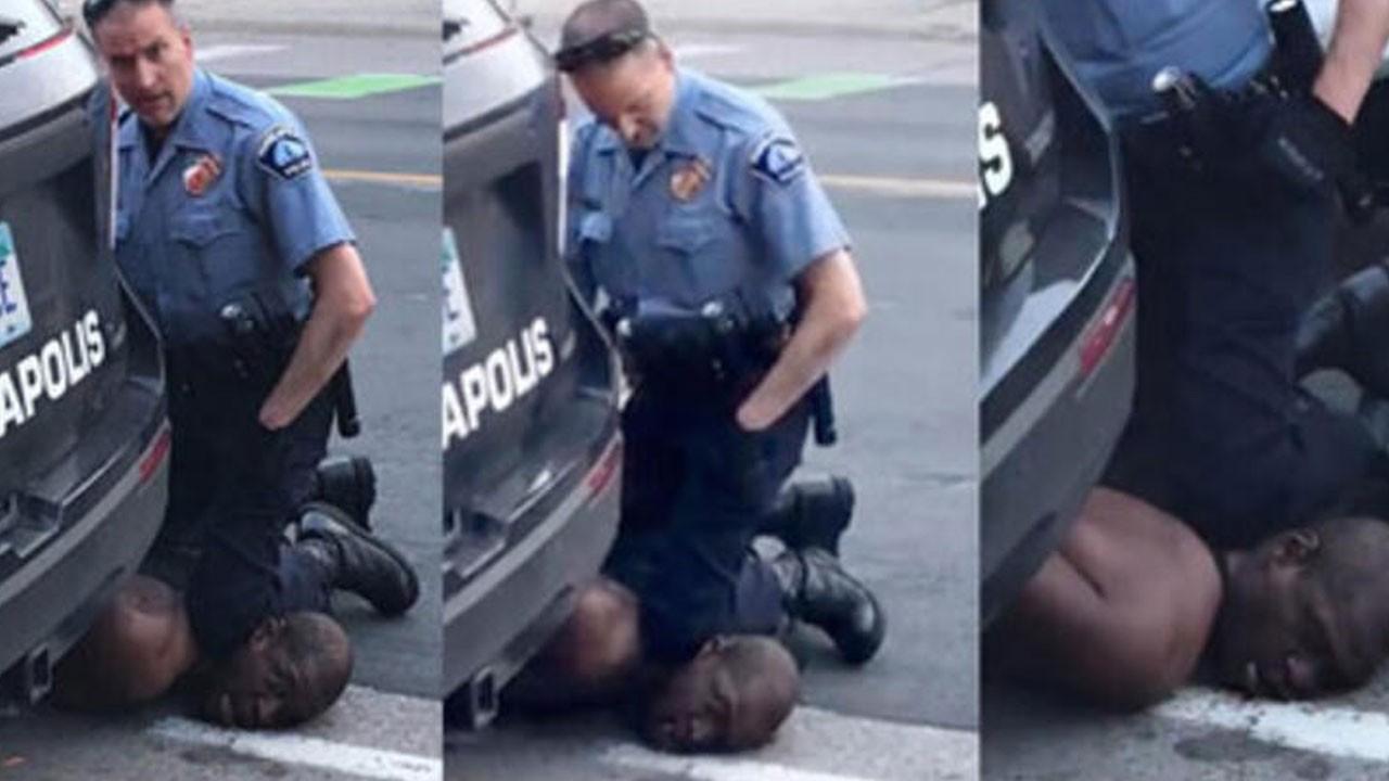 Floyd'un katili polisten pes dedirten savunma!