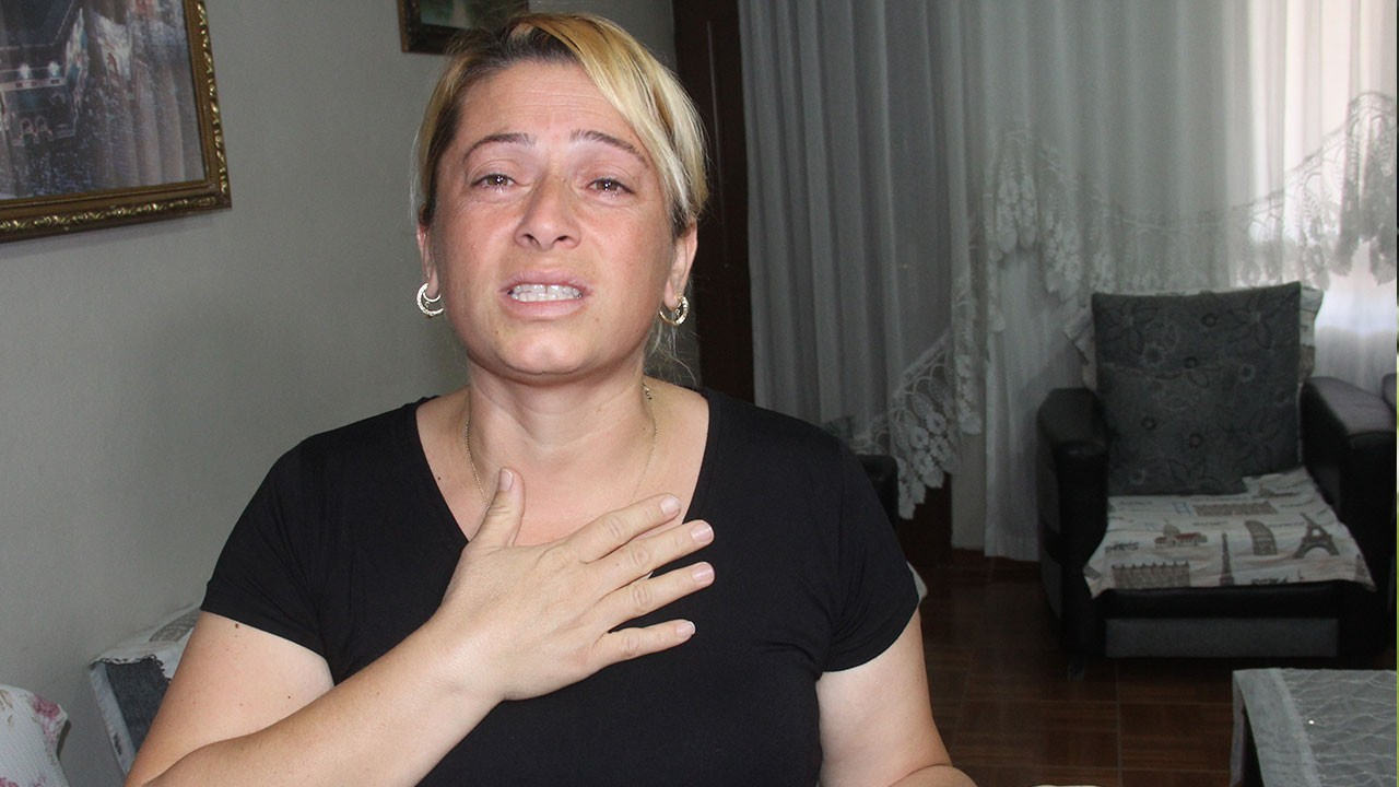 Gelin tarafından soyulan görümcenin gözyaşları