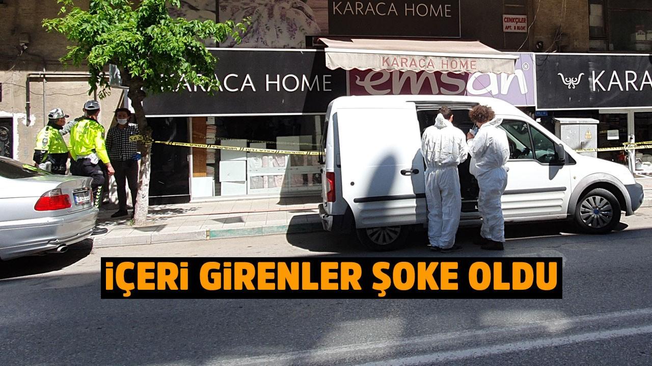 Bursa'da kanlı infaz!