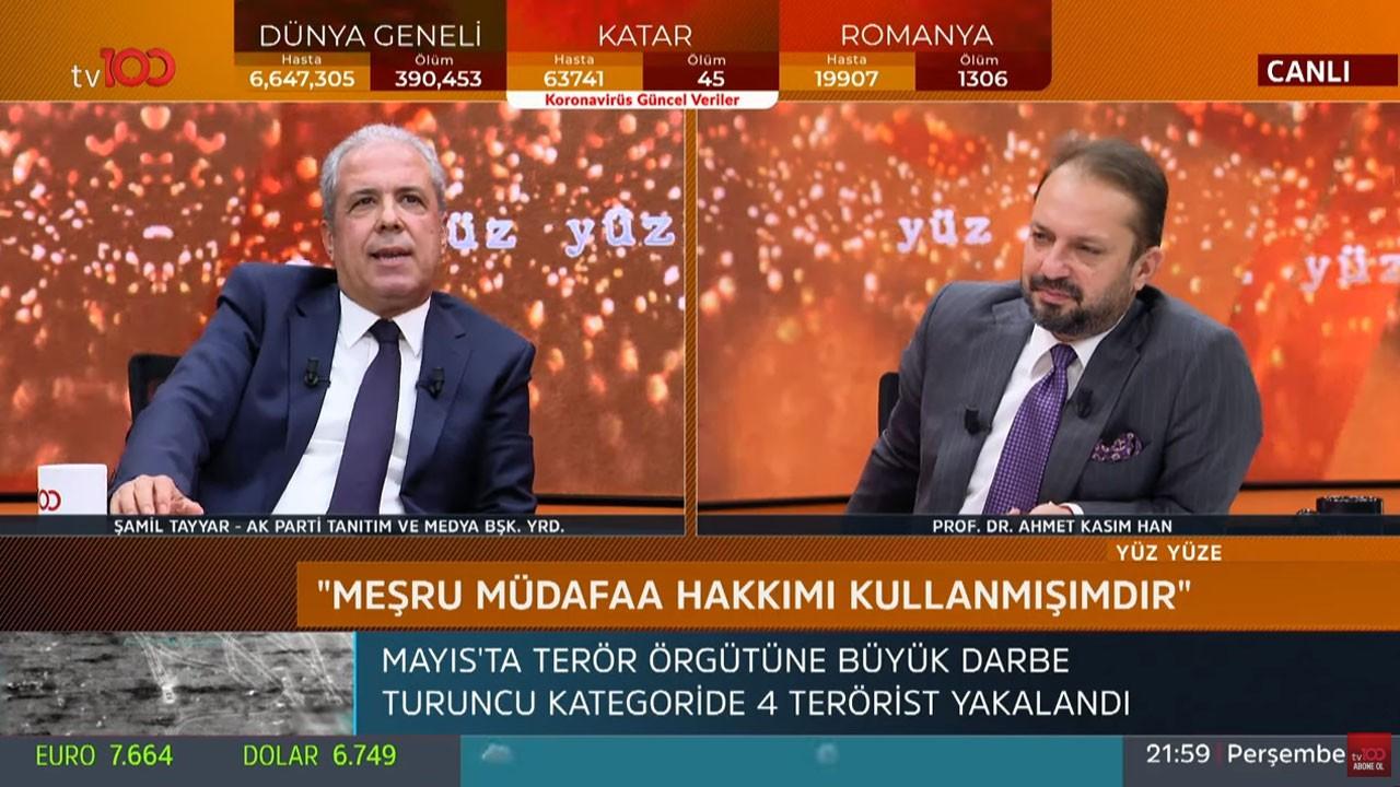 Ahmet Kasım Han ile Yüz Yüze   4 Haziran 2020