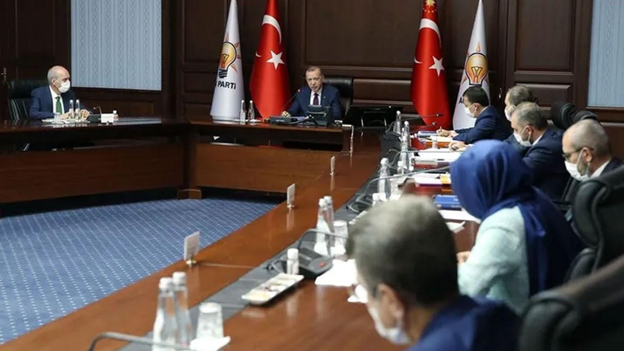AK Parti Seçim Mevzuatı Uyum Komisyonu kurdu